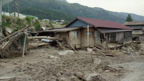 Town nagano nagiso V1-0081 Footage
