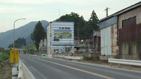 Town nagano nagiso V1-0087 Footage
