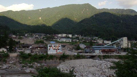 Town nagano nagiso V1-0091 Footage