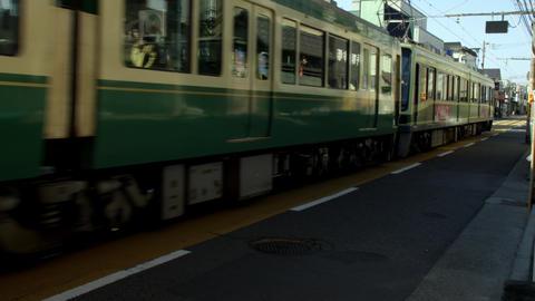 Train enoshima V1-0035 Footage