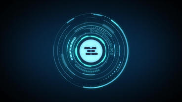 Hi-Tech Logo Reveal 02 After Effectsテンプレート