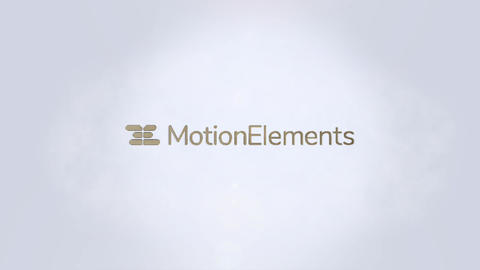 Even a logo is OK with the text! A metal-like logo title animation! (there is no plug in) After Effects Template