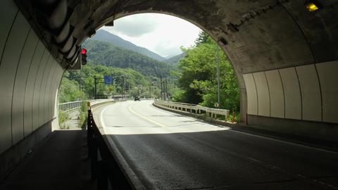 Tunnel nagano yamabuki V1-0008 Footage