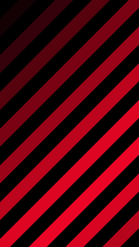 Red strips animation on alpha matte vertical background Animation