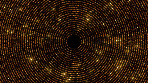 Gold Luxury Circle Animation