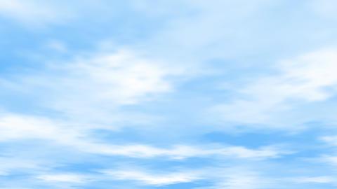 Mov139 cloud bluesky loop bg 02 CG動画