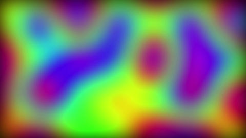 Rainbow color motion blur blackground Animation