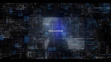 Aurus Digital Intro After Effectsテンプレート