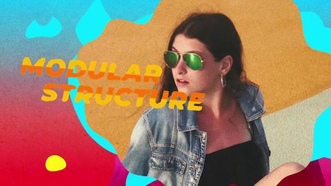 Liquid Opener Premiere Pro Template