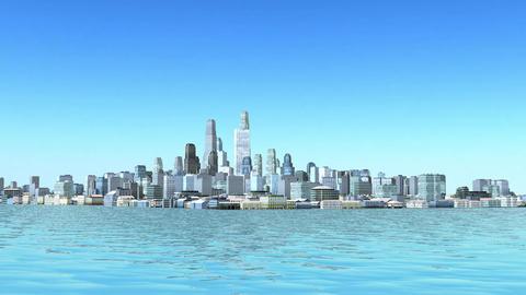 City Scene 1