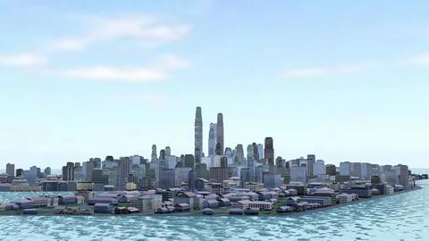 City Scene 2