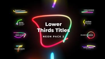 Titles Lower Thirds ULTRA PACK (PR) 2