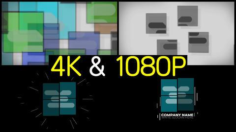 Puzzle Logo Reveal Premiere Pro Template