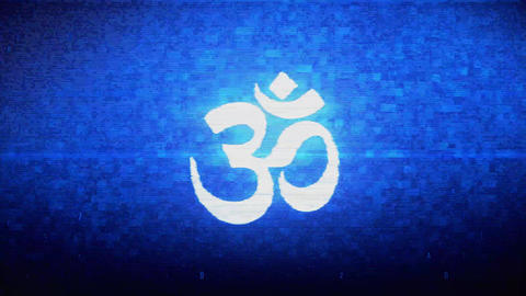 Hinduism, meditation, om, yoga hindu symbol, indian religion Symbol Digital Live Action