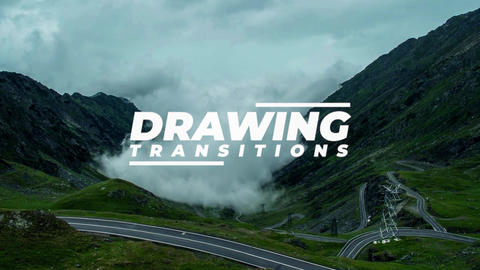 Drawing Transitions Premiere Proエフェクトプリセット