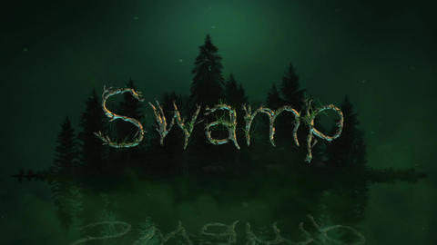 Swamp After Effects Template