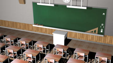 schoolroom After Effects Template