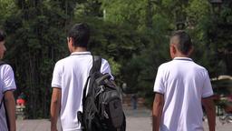 Teen School Boys Friends Live Action