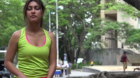 Stinky Body Odor Smell Footage