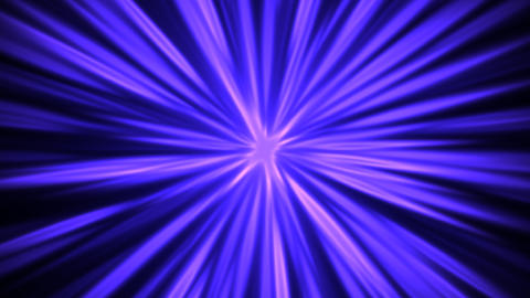 Abstract motion blue lines in 80s style, looping animation retro background Videos animados
