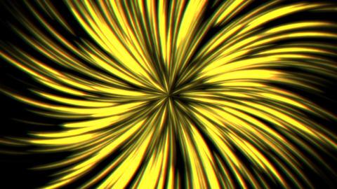 Looping animation retro background, abstract vertigo Animation
