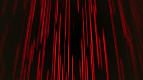 Abstract motion red lines in 80s style, looping animation retro background Animation