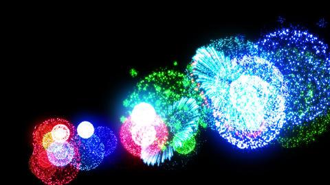Fireworks Festival 4 Gn1 4K Animation