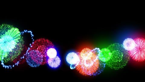 Fireworks Festival 4 Hm1 4K Animation
