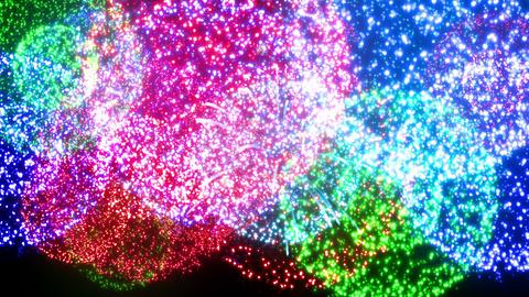 Fireworks Festival 4 En2op 4K Animation