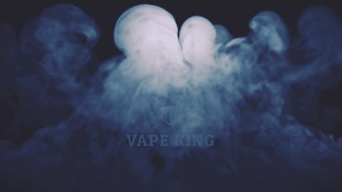 Vape Logo Reveal After Effects Template