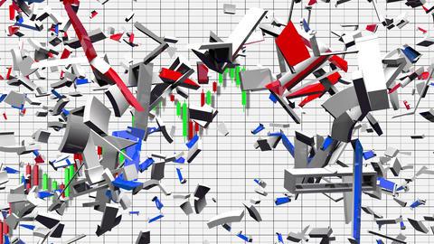 4K Soaring Stocks 1 Animation