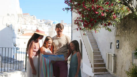 Family vacation in Europe Live Action