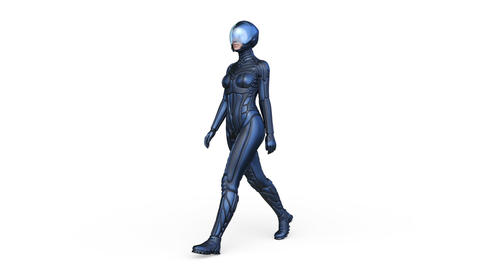 Walk Human Videos animados