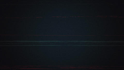 Motion retro lines with noise, abstract background Videos animados