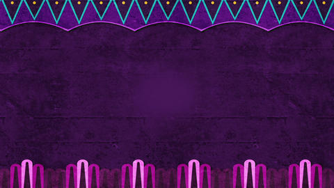 Paper Like Purple Background With Sideways Moving Patterns Endless Videoloop Animation