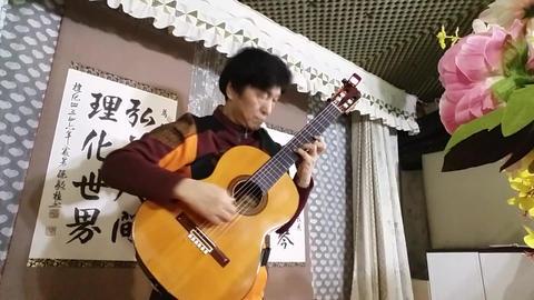 Korean folk song- 한오백년- QGV 3.0 Footage