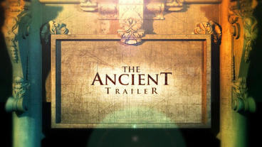 The Ancient Trailer After Effects Template
