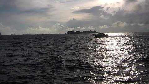 SPEED BOATS MALDIVES Footage