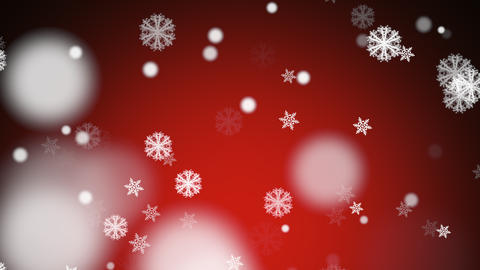Christmas And New Year Motion Background 2
