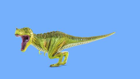 Tyrannosaurus Videos animados