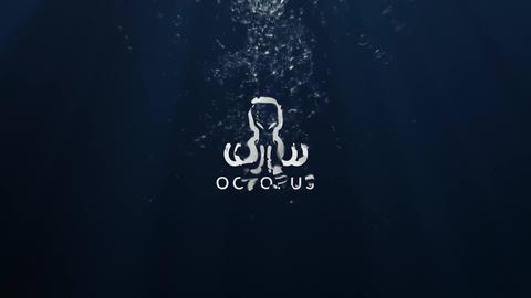 Underwater Logo After Effectsテンプレート