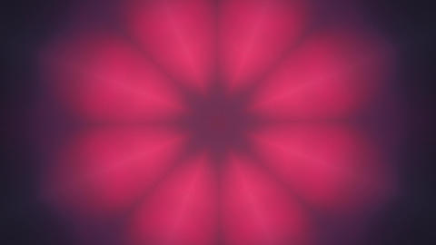 Sci-fi abstract light metamorphoses. Trendy vibrant glare, overlay, light bokeh Live Action