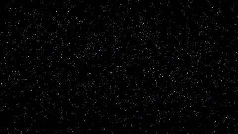 Slowly Flickering Star Background stock footage