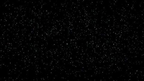Slowly Flickering Star Background stock footage