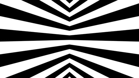 fold stripes Animation