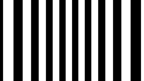 black sticks array Stock Video Footage