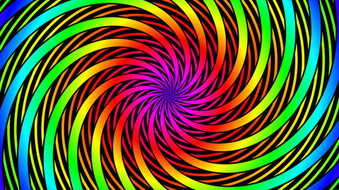color mix twist Animation