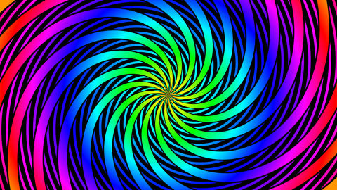 color mix twist Stock Video Footage