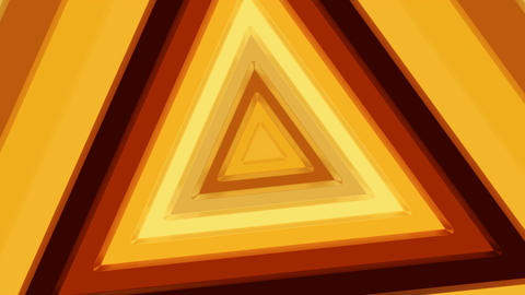 golden triangle Animation