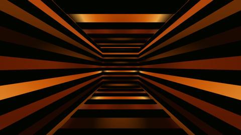 golden box stripes Stock Video Footage